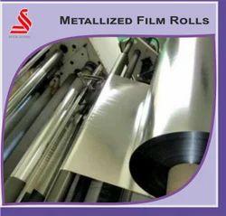 Metallized Films Rolls
