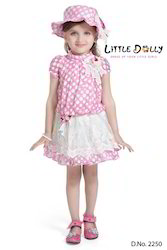 Girls Cotton Frocks