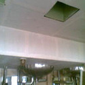 Hilux And Gypsum False Ceiling