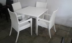 Synthetic Cane Dining Sets