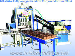 fully automatic multi purpose plant