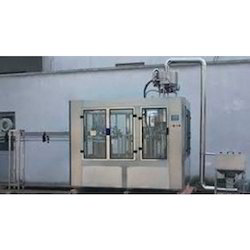 Bottle Rinsing, Filling and Capping Machine