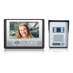 Video Door Phone Security System  sc 1 st  Rise Tech Solutions & Video Door Security Camera - Manufacturer from Mumbai