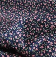 Hand Block Poplin Fabric