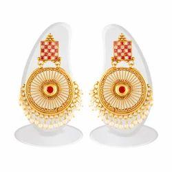 T 104 1 Designer Earring