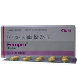 Fempro (Letrozole) Tablets 2.5mg
