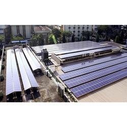 Solar Grid Tied Systems For Industrial