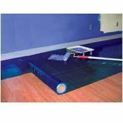 Transparent Blue Surface Protection Tape