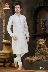 Stylish Men Kurta with Churidar