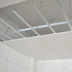 Calcium Silicate False Ceiling