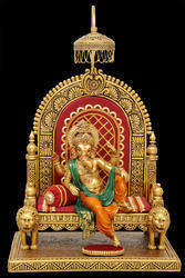 Chatri Singhasan Ganesh