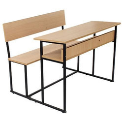 2 Seater School Desk