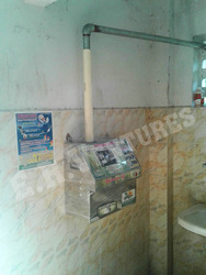 Toilet Waste Incinerators for Sanitary Napkin Waste