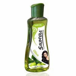 Saumyaa Olive Hair Oil 3.38 Fl Oz (100ml)