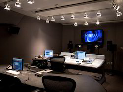 Video Editing Room Design Services
