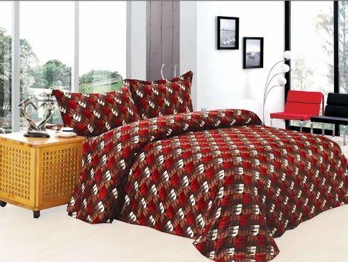 Velvet Bed Sheet