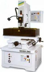 ZNC Drill EDM Drilling Machine