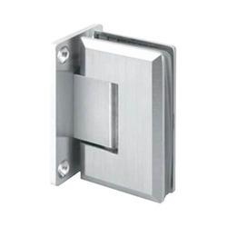 Wall To Glass 90 Degree Bevelled Shower Hinges