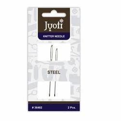 Steel Knitter Needle