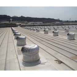 Roof Top Turbo Ventilators