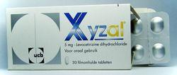Xyzal Tablet