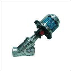 2/2 Way Pneumatic Angle Control Valve ('Y' Type) S/E, Model