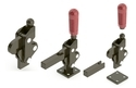 H.V. Series Toggle Clamps-Swivel Base