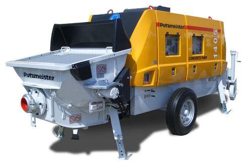 Concrete Pump On Rent - Putzmeister Concrete Pump Machine On Rent ...Putzmeister Concrete Pump Machine On Rent