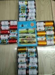 Silk Embroidery Threads