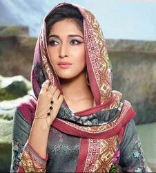 Designer Pashmina Suit
