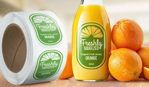 FMCG Labels - FMCG Product Labels Manufacturer from Gurgaon