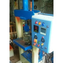 Wrinkle Plate Making Hydraulic Machine
