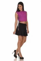 Crop Top N Skirt