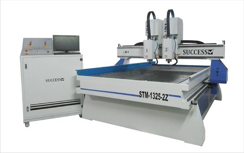 Stone Engraving Machine ( 2 Spindle )