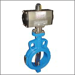 Wafer Type Damper Valve