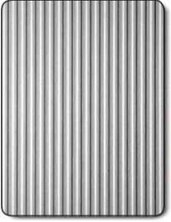 Cambridge Texture Stainless Steel Stripe Design Sheet