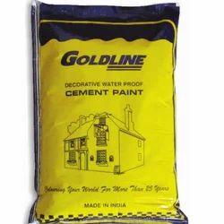 Goldline Cement Paint