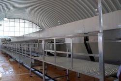 Inspection Conveyor Merry Go Round (Sorting Conveyor)