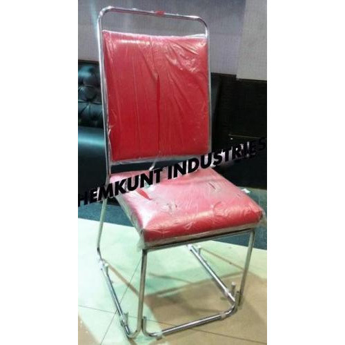Red High Back Chairs