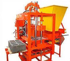 1000 SHD Hydraulic Operated Brick Laying Machine