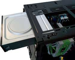 Testing of Optical Disk Drive