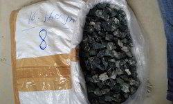 Black Tourmaline Rough Gemstones In Small Sizes