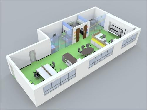 office space planning services service provider from new delhi