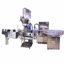 Spray Dried Vegetable Powder Filling Machine