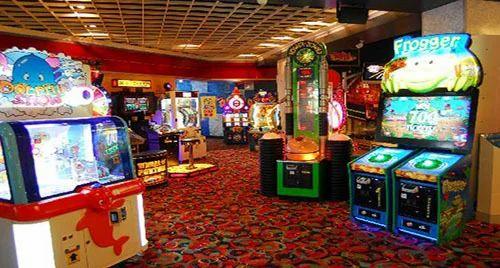 High Quality Fun Zone Interior Designing Service