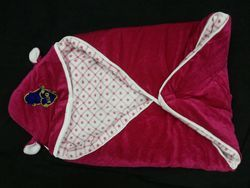 Baby Jacquard Hooded Blankets