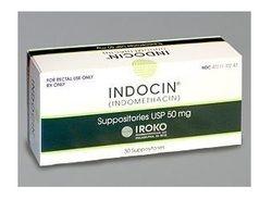 Indocin Indomethacin
