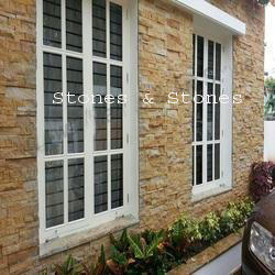 Exterior wall tiles designs indian houses exterior wall for Wall tiles exterior design