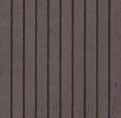Dark Chocolate - Big Grooves WPC Decking