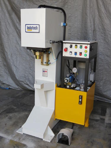 C Frame Hydraulic Machine - C Frame Straightening Hydraulic Press ...